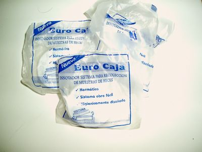 Ecuador fecal samples