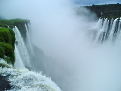 Devil's Throat Iguazu