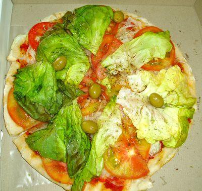 Argentine Pizza