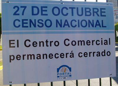 Buenos Aires Censo Nacional