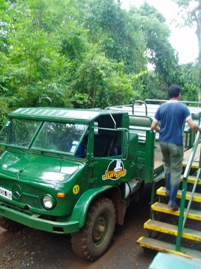 Iguazu jungle tour