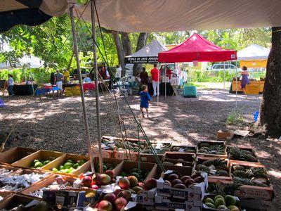 Miami food market