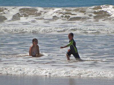 Pira beach fun