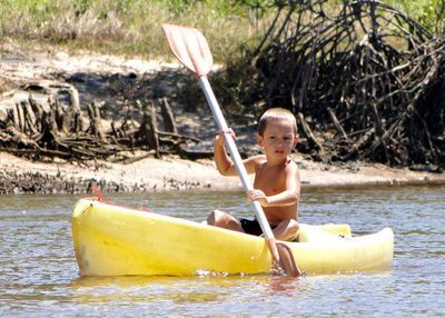 Zenchai kayak